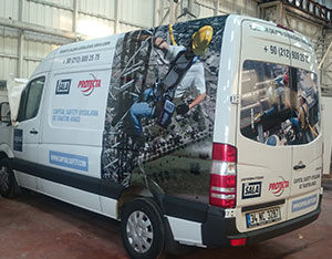 Sign Print and Vehicle Livery Division